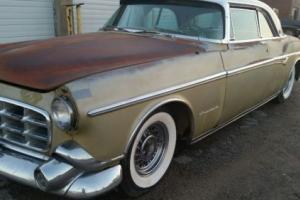 1955 Chrysler Imperial imperial
