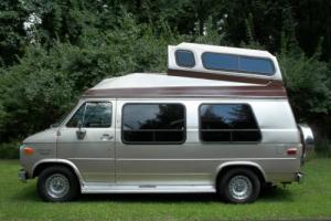 1989 Chevrolet G20 Van