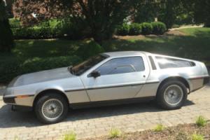 1981 DeLorean DMC-12 Photo