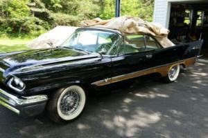 1957 DeSoto Convertible