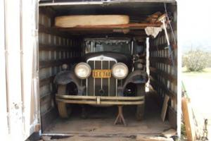 1929 Other Makes 135 Sedan