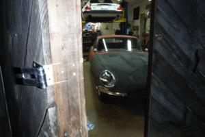 1964 Jaguar E-Type Coupe Photo