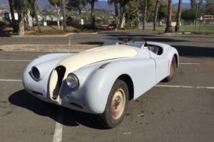 1950 Jaguar XK
