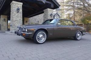 Jaguar: XJ6 coupe Photo