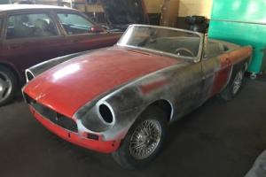 1965 MG MGB Convertible Photo