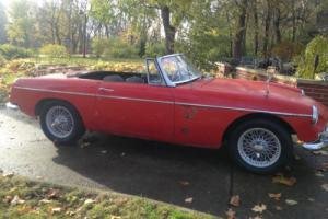 1966 MG MGB Mk 1 Photo