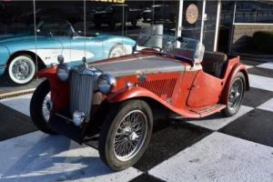 1949 MG T-Series Photo