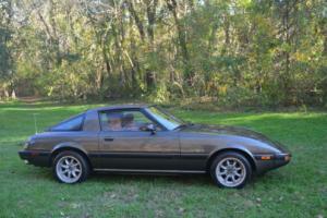 1984 Mazda RX-7 S model Photo