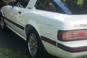 1984 Mazda RX-7 GLS-SE