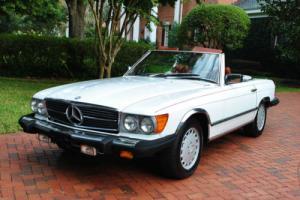 1980 Mercedes-Benz SL-Class 450SL Convertible Gorgeous Classic! Low Miles!