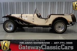 1929 Mercedes-Benz SSK Replica for Sale