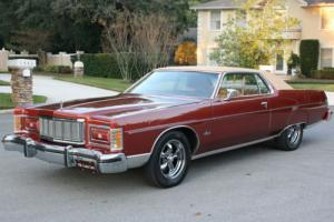 1975 Mercury Grand Marquis COUPE - 53K MILES