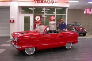 1954 Nash Convertible