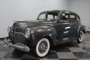 1941 Plymouth Deluxe