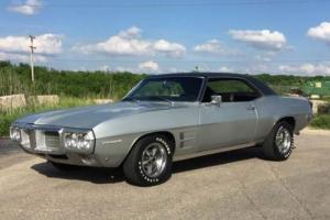 1969 Pontiac Firebird N/A