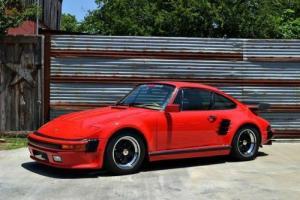 1979 Porsche 930 Slantnose
