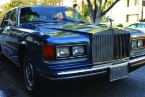 1984 Rolls-Royce Silver Spirit/Spur/Dawn