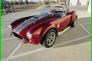 1965 Shelby Cobra 2006 Factory Five MK3 Replica