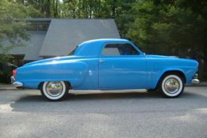 1951 Studebaker Business Coupe Champion Photo