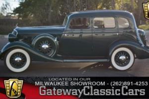 1934 Studebaker N/A Photo