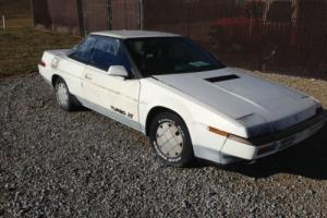 1986 Subaru Other XT TURBO