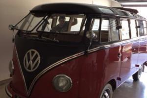 1956 Volkswagen Bus/Vanagon
