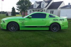 2013 Ford Mustang Track Pack