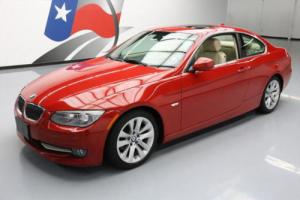 2013 BMW 3-Series 328I COUPE AUTOMATIC SUNROOF NAV ALLOYS