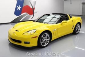 2010 Chevrolet Corvette Z16 GRAND SPORT 3LT Z51 NAV HUD
