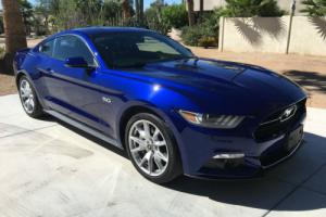 2015 Ford Mustang Loaded 50th Anniversary Limited Edition Package