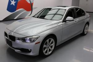 2012 BMW 3-Series 335I SEDAN HEATED SEATS SUNROOF NAV HUD Photo