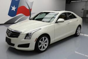 2013 Cadillac ATS 2.5L HEATED SEATS SUNROOF BOSE