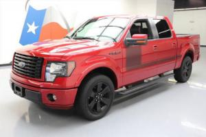 2012 Ford F-150 FX2 SPORT SUPERCREW LUX VENT SEATS