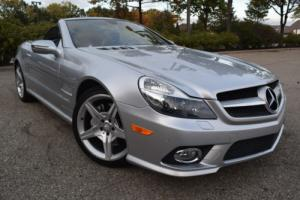 2012 Mercedes-Benz SL-Class AMG PACKAGE-EDITION