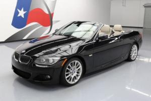 2013 BMW 3-Series 328I HARD TOP CONVERTIBLE M-SPORT NAV