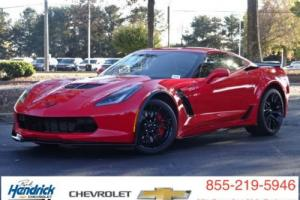 2017 Chevrolet Corvette 2dr Z06 Coupe w/1LZ