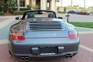 2006 Porsche 911 Carrera S Converatble