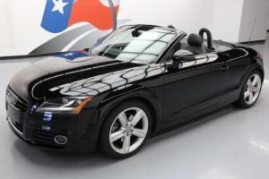 2012 Audi TT 2.0T QUATTRO PREM PLUS CONVERTIBLE AWD