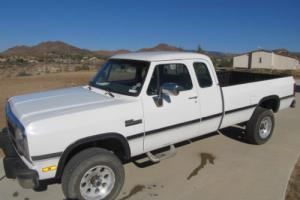 1992 Dodge Other Pickups Photo