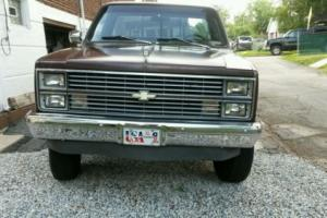 1983 Chevrolet Other