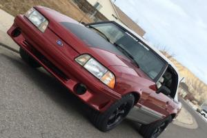 1990 Ford Mustang GT Photo