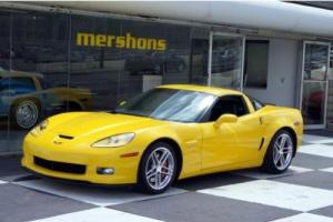 2006 Chevrolet Corvette Z06 Photo