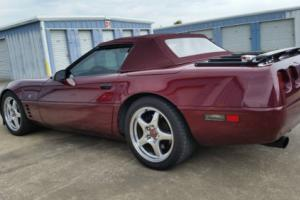 1993 Chevrolet Corvette (Z25) package