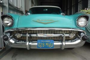 1957 Chevrolet Bel Air/150/210 4 door