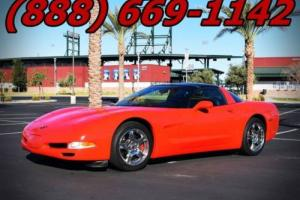 1997 Chevrolet Corvette Base 2dr Hatchback Hatchback 2-Door V8 5.7L