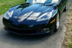 2007 Chevrolet Corvette Base-3LT