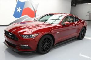 2015 Ford Mustang 5.0 GT PREMIUM 6-SPEED REAR CAM