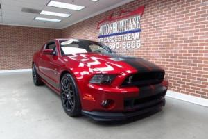 2014 Ford Mustang Shelby GT500 SVT Performance Pkg
