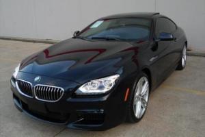 2015 BMW 6-Series 640i M SPORT