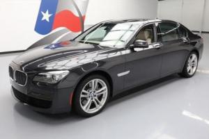 2013 BMW 7-Series 750LI M SPORT EXECUTIVE SUNROOF NAV HUD